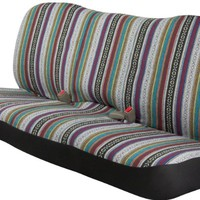 Baja Inca Saddle Blanket Bench Seat Cover Standard Fit