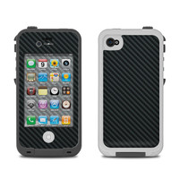Lifeproof iPhone 4 Case Skin - Carbon by DecalGirl Collective