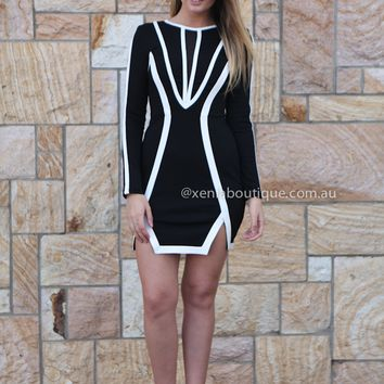 THE SCHEMING SOCIALITE DRESS , DRESSES, TOPS, BOTTOMS, JACKETS & JUMPERS, ACCESSORIES, 50% OFF SALE, PRE ORDER, NEW ARRIVALS, PLAYSUIT, COLOUR, GIFT VOUCHER,,Print,LACE,CUT OUT,BODYCON Australia, Queensland, Brisbane