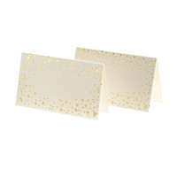 SUGAR PAPER® BUBBLY PLACE CARDS
