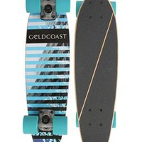 Gold Coast Conflict Cruiser Complete Blue
