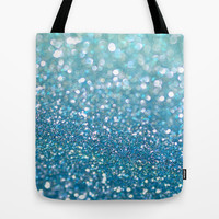 Lagoon Tote Bag by Lisa Argyropoulos