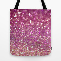 Triple Berry Rush Tote Bag by Lisa Argyropoulos