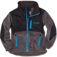 Columbia Boys 2-7 Toddler Ballistic Fleece Jacket