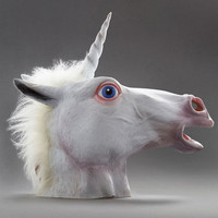 Mythical Feature Unicorn Mask | Mod Retro Vintage Toys | ModCloth.com